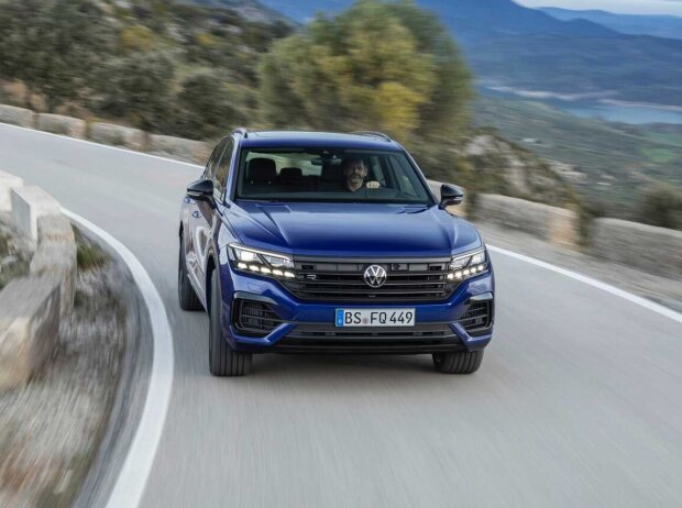 VW Touareg R 2020