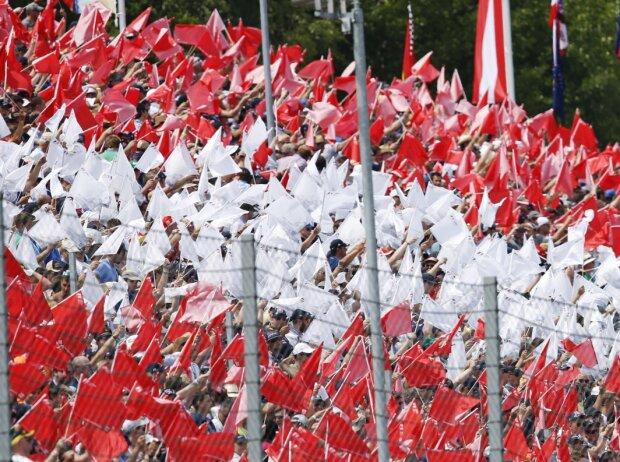 Fans in Österreich