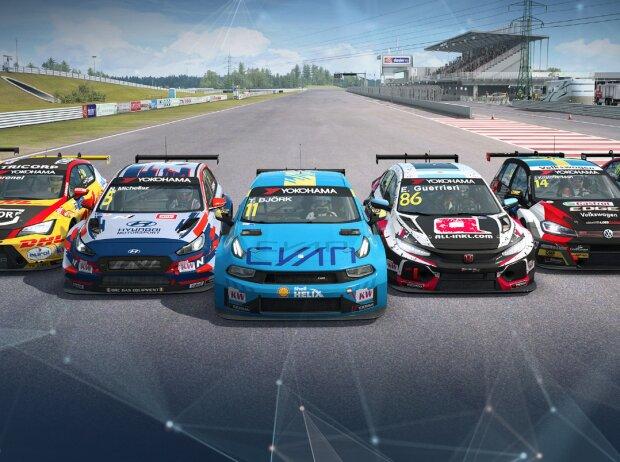 RaceRoom Racing Experience FIA WTCR 2019