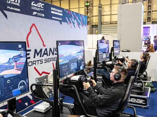 E-Sport: Le Mans eSports Series