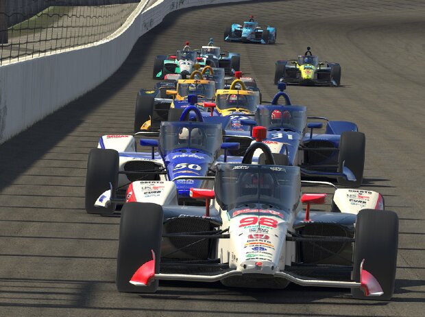 E-Sport: IndyCar iRacing Challenge