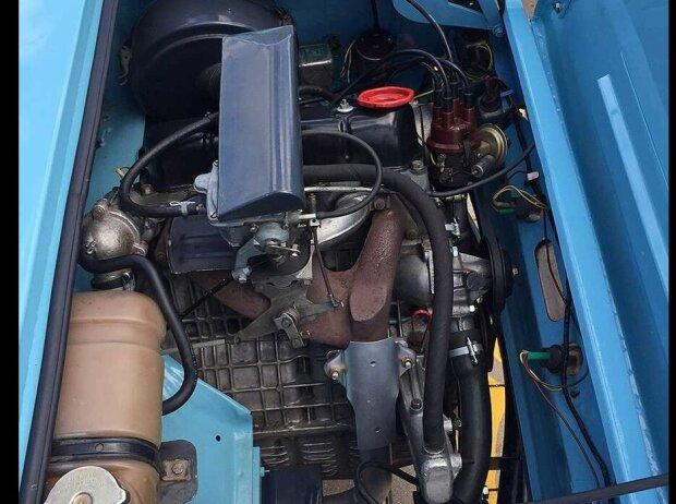 Skoda Buggy (Typ 736, 1973)