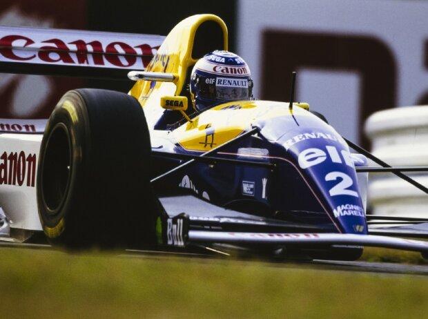 Alain Prost, Williams FW15