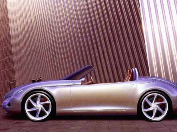 Mercedes Vision SLA (2000)