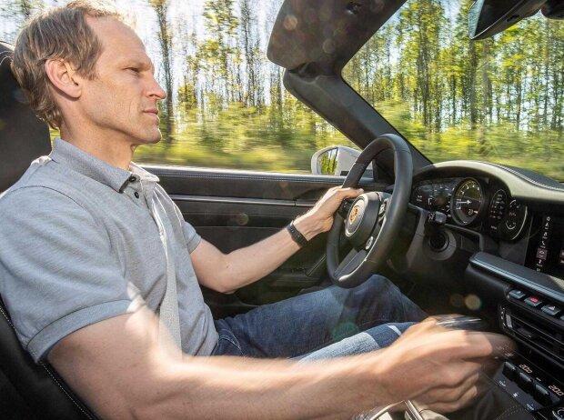 Porsche 911 mit Siebengang-Schaltgetriebe