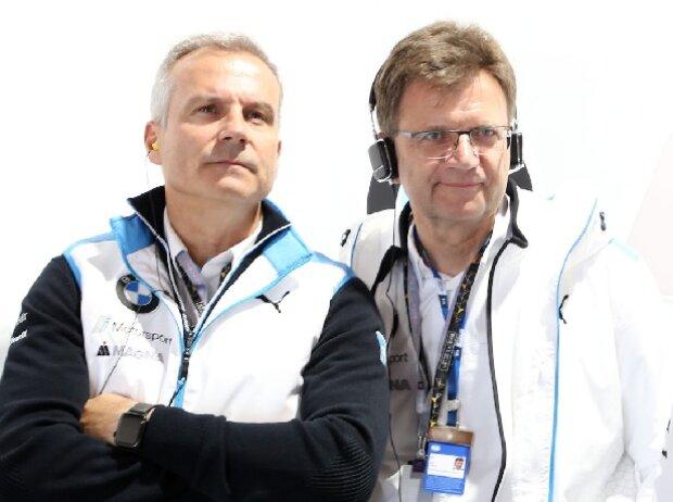 Jens Marquardt, Klaus Fröhlich