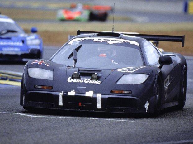 McLaren Le Mans 1995