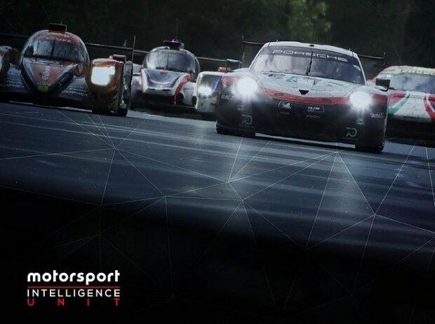 Werden Sie jetzt Teil der Motorsport Intelligence Unit!