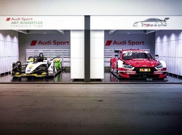 Formel E, DTM, Audi
