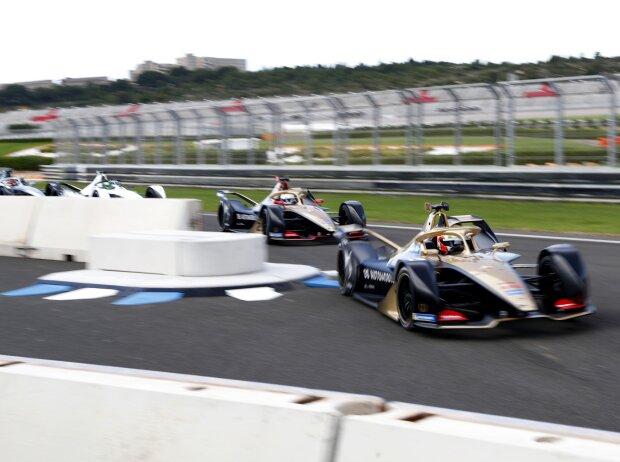 Antonio Felix da Costa, Jean-Eric Vergne, Felipe Massa