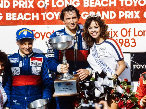 John Watson, Niki Lauda