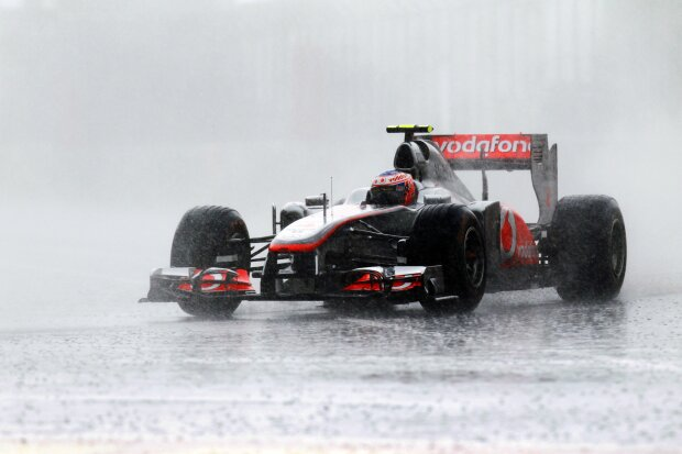 Jenson Button McLaren McLaren F1 ~Jenson Button ~