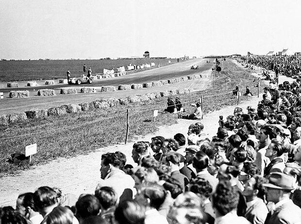 Erstes Formel 1 Rennen 1950
