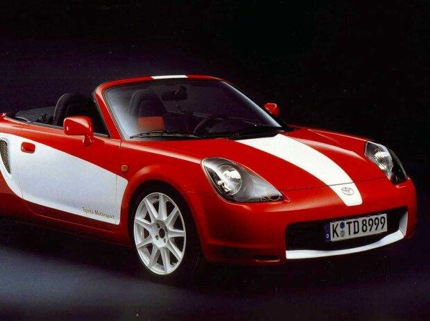 Toyota MR2 Concept Car Street Affair (2001)