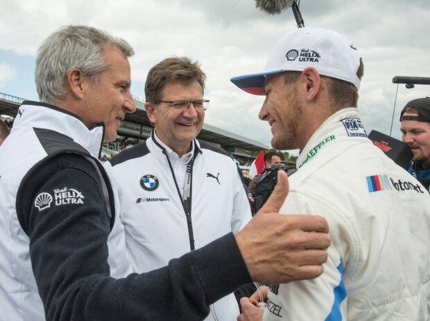 Jens Marquardt, Marco Wittmann