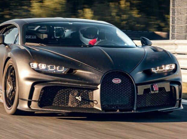 Bugatti Chiron Pur Sport at Bilster Berg