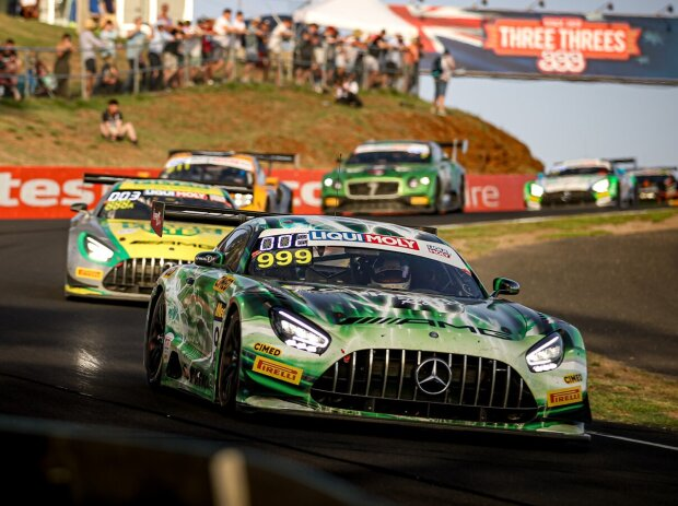12h Bathurst, Mercedes-AMG GT3
