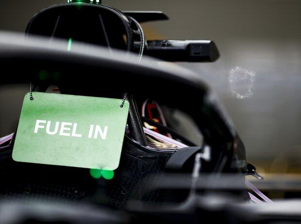 Formel-1-Benzin