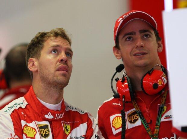 Sebastian Vettel, Esteban Gutierrez