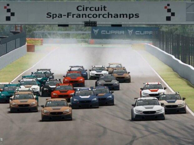 CUPRA-Sim-Racing-Series