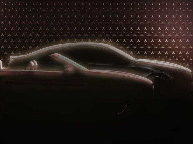 Mercedes E-Klasse Coupé und Cabrio (2020) Teaser