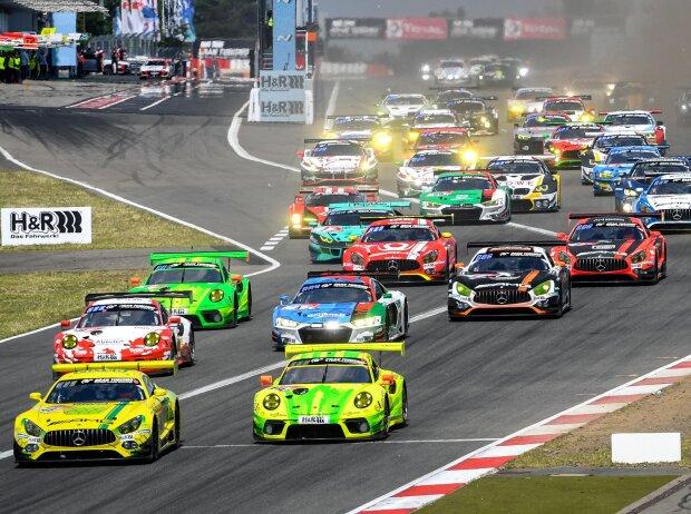 24h Nürburgring, Start