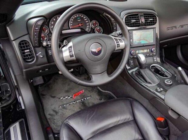 Chevrolet Corvette C2 mit der Technik der C6