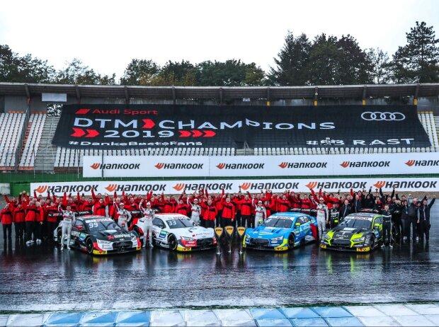 Audi, Teams