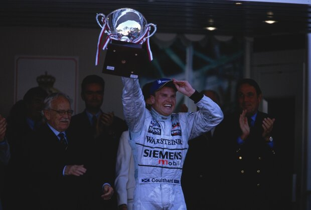 David Coulthard Red Bull Red Bull F1McLaren McLaren F1 ~David Coulthard ~