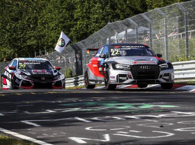 Tourenwagen-Weltcup (WTCR) auf der Nürburgring-Nordschleife