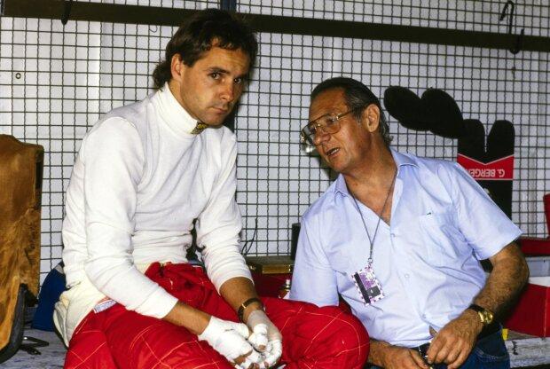 Gerhard Berger  ~Gerhard Berger ~