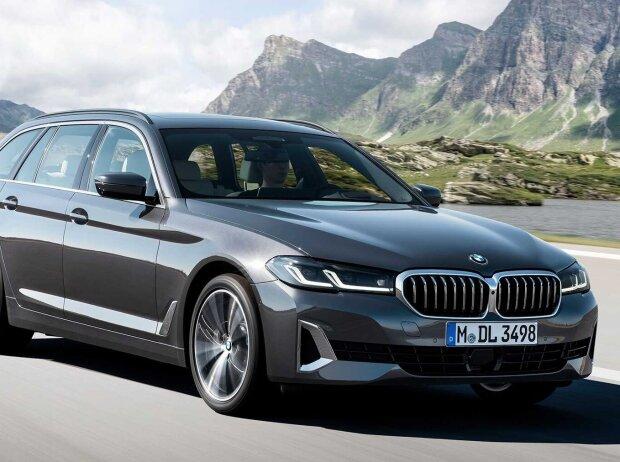 BMW 5er Touring (2020)