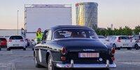 Autokino Motorworld Region Stuttgart