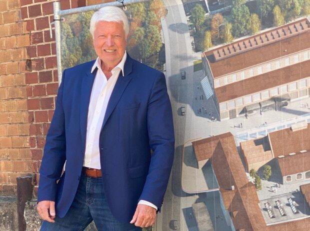 Bernd Rose, Geschäftsführer Motorworld Manufaktur Metzingen