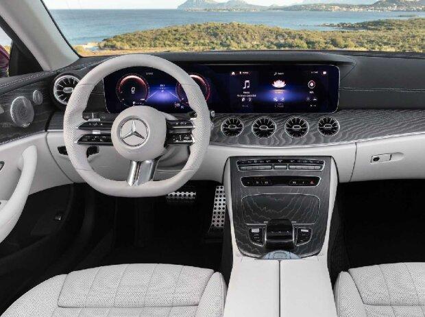 Mercedes-Benz E-Klasse Cabriolet (2020)