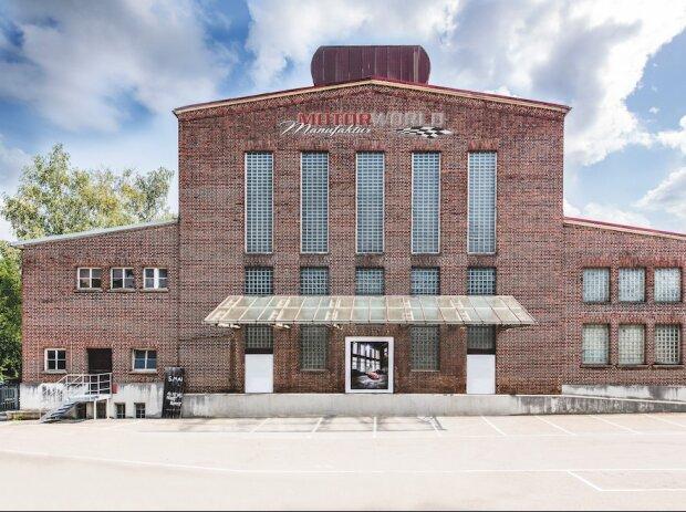 Alte Schmiedehalle Motorworld Manufaktur Schwetzingen