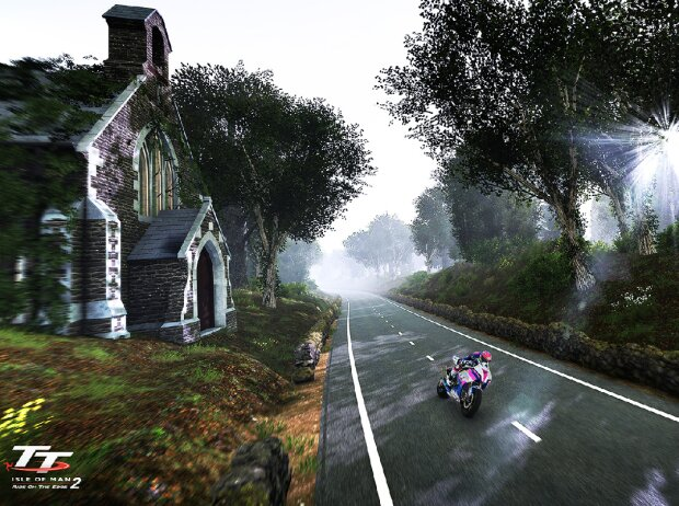 Simulation: Isle of Man TT 2