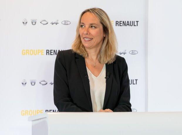 Clotilde Delbos (CEO Renault)