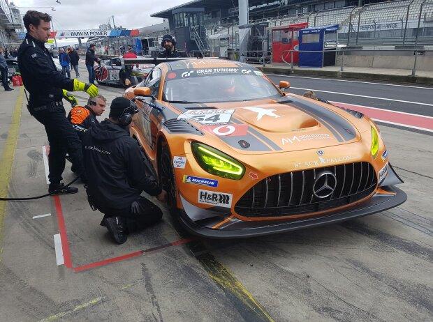 VLN: Mercedes