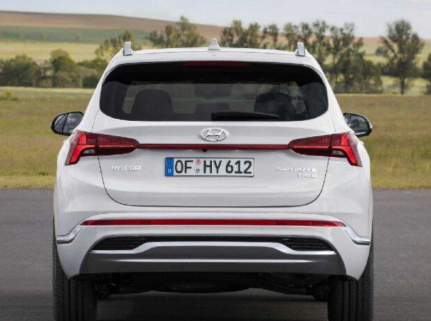 Hyundai Santa Fe Facelift (2020)