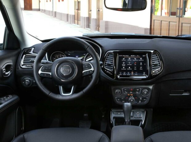 Jeep Compass 2021 (Europa)