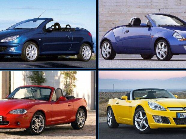 10 günstige Gebraucht-Cabrios