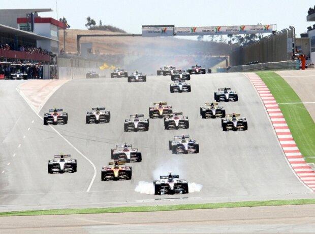 GP2-Start 2009