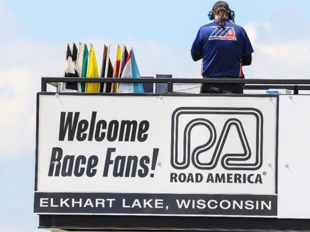 Logo: Road America in Elkhart Lake