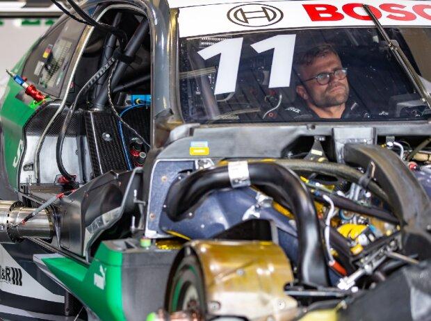 Marco Wittmann, BMW, M4, Technik