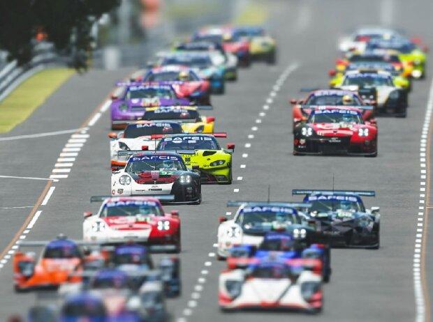 24 Stunden von Le Mans virtuell, rFactor 2