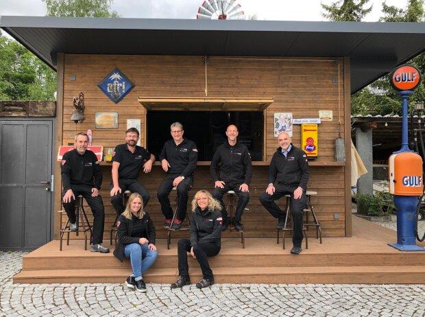 Jörg Schnizer & Team Motorworld Group