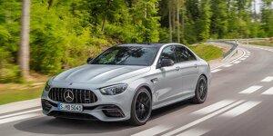 Mercedes-Benz E-Klasse T-Modell: News, Gerüchte, Tests