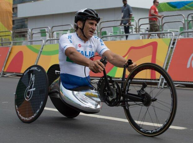 Alessandro Zanardi, Handbike, Handfahrrad