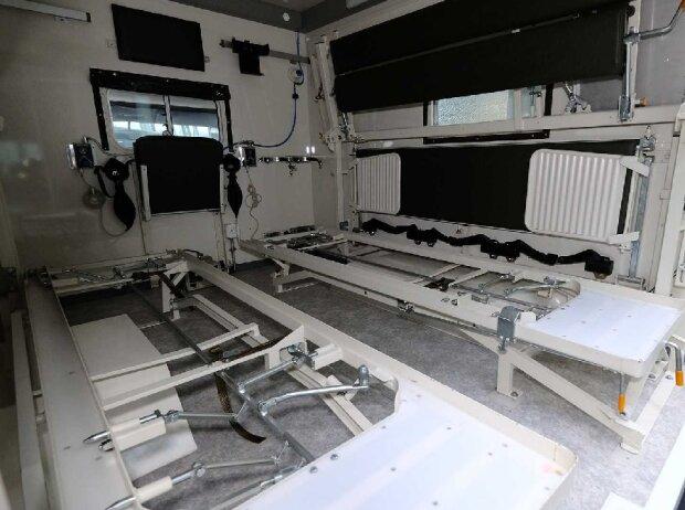 Lorinser Puch G Krankenwagen